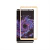 Muvit Protector de Pantalla Tempered Glass 0,33 mm Curvo 3D marco Dorado Samsung Galaxy S8 muvit