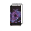 Muvit Protector de Pantalla Tempered Glass 0,33 mm Curvo 3D marco Negro Samsung Galaxy S8 Plus muvit