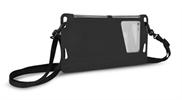 Muvit - Funda Acuática negra Trendy con bolsillo interior 5,1&quote; muvit
