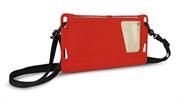 """Muvit - Funda Acuática roja Trendy con bolsillo interior 5,1""""e; muvit"""