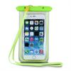 "Muvit Funda Waterproof Verde Transparente Smartphones 6"" muvit"