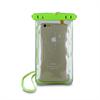 Muvit - Funda Waterproof Verde Transparente Smartphones 6&quote; muvit
