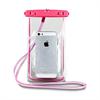 Muvit - Funda Waterproof Rosa Transparente Smartphones 6&quote; muvit