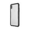 Muvit - Carcasa Glass Skin Tempered Glass 0,33mm iPhone X negra muvit