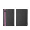 """Funda Tablet 8"""" Universal Negra/Púrpura Tira Sencilla (20.2*14.3*2cm) Muvit"""
