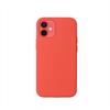 Muvit muvit carcasa Apple iPhone 12 Mini Liquid Edition clementine
