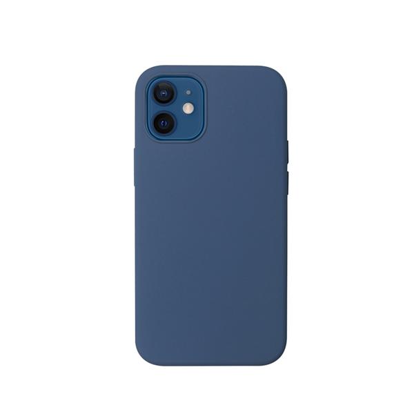Muvit - muvit carcasa Apple iPhone 12 Mini Liquid Edition ocean blue