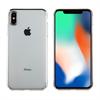 Muvit muvit carcasa Cristal Apple iPhone XS Max bordes Electoplating plateada