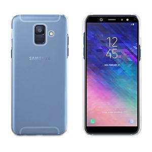 Muvit - muvit carcasa Cristal Samsung Galaxy A6 2018 transparente