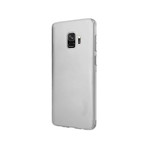 Muvit - Carcasa Cristal Transparente Samsung Galaxy S9 muvit