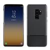 "Muvit Carcasa Doble Skin PU Negra ""Edición especial"" Samsung Galaxy S9 Plus muvit"