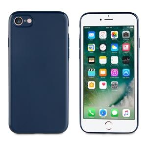 Muvit - muvit carcasa magnetica Apple iPhone 8/7 ultra fina azul