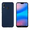 Muvit - muvit carcasa magnetica Huawei P20 Lite ultra fina azul