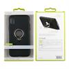 Muvit - muvit carcasa ring magnetica Apple iPhone X negra