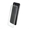 Muvit - muvit carcasa Skin Apple iPhone X Plus vidrio templado marco negro