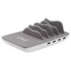 Muvit Estación de carga 4 USB + base wireless muvit