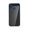 Muvit - muvit funda Cristal Bump Huawei P20 Lite azul