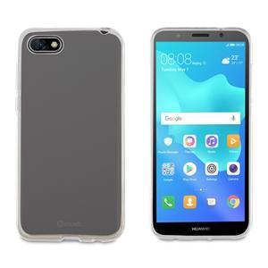 Muvit - muvit funda Cristal Soft Huawei Y5 2018 transparente