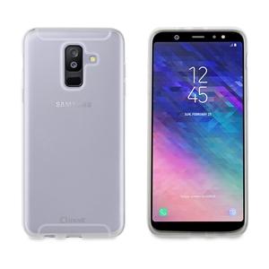 d883393bf20 Muvit - muvit funda Cristal Soft Samsung Galaxy A6 Plus 2018 transparente