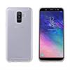 Muvit - muvit funda Cristal Soft Samsung Galaxy A6 Plus 2018 transparente