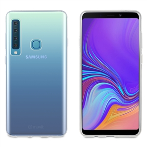Muvit - muvit funda Cristal Soft Samsung Galaxy A9 2018 transparente