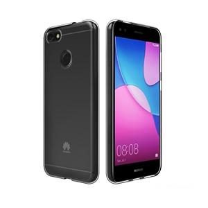 Muvit - Funda Crystal Soft Transparente Huawei Y6 Pro 2017 muvit
