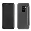 Muvit Funda Folio Negra parte trasera Transparente Samsung Galaxy S9 Plus muvit