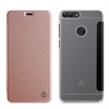 Muvit Funda Folio Rose Gold parte trasera transparente Huawei P Smart muvit