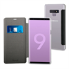 Muvit - muvit funda Folio Samsung Galaxy Note 9 plata