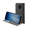Muvit Funda Folio Stand Negra Función Soporte Samsung Galaxy A8 2017 muvit