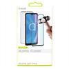 Muvit - muvit pack Alcatel 1S 2020 funda Cristal Soft transparente + protector pantalla vidrio templado plan