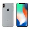 "Muvit muvit pack Apple iPhone 6,5"" funda Cristal transparente + protector pantalla vidrio templado plano"