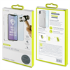 Muvit - muvit pack Apple iPhone 6,5&quote; funda Cristal transparente + protector pantalla vidrio templado plano