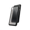 Muvit muvit pack Apple iPhone 9 carcasa vidrio templado marco negro + protector pantalla vidrio templado p