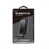 Muvit - muvit pack Apple iPhone 9 carcasa vidrio templado marco negro + protector pantalla vidrio templado p