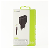 Muvit muvit pack trasformador 2 USB + cable Micro USB 2.4A 1m negro