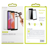 Muvit - muvit pack Xiaomi Redmi 6A funda Cristal Soft transparente + protector pantalla vidrio templado plan