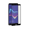 Muvit muvit protector pantalla Huawei Y9 2018 vidrio templado plano marco negro