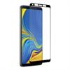 Muvit muvit protector pantalla Samsung Galaxy A9 2018 vidrio templado plano con marco negro