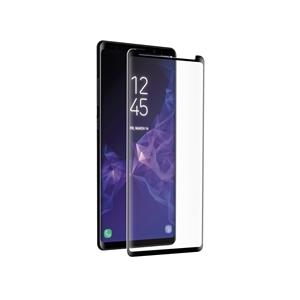 Muvit - muvit protector pantalla Samsung Galaxy Note 9 vidrio templado curvo case friendly marco negro