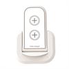 Muvit muvit soporte cargador sobremesa inalámbrico Qi 5W/7,5W/10W 2A blanco