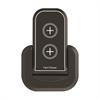 Muvit muvit soporte cargador sobremesa inalámbrico Qi 5W/7,5W/10W 2A negro