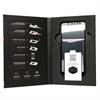 Muvit muvit Tiger Glass Samsung Galaxy A8 vidrio templado curvo case friendly marco negro con aplicador