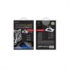 Muvit muvit Tiger Glass Samsung Galaxy S9 vidrio templado curvo case friendly marco negro con aplicador