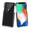 Muvit - muvit Tiger Hard funda Apple iPhone X2/X shockproof 3m transparente + borde negro