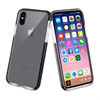 Muvit - muvit Tiger Soft funda Apple iPhone X2/X shockproof 2m transparente + borde negro