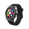 Mykronoz Reloj de Actividad y Sueño Negro con Notificaciones, Pantalla Táctil, GPS y Altímetro Zesport MyKron