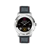 Reloj Zetime Original Regular Negro/Carbon Red Mykronoz