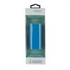 Myway Batería Externa 5000 mAh azul (Incluye Cable USB-Micro USB) myway