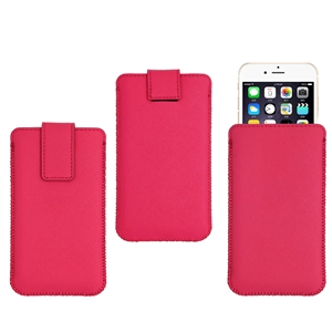 Myway - Funda Pocket 2XL Rosa Pull-up (151.2x80.5x9.4mm) (hasta 6&quote;) myway